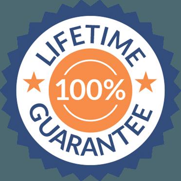 Lipp Lifetime Guarantee