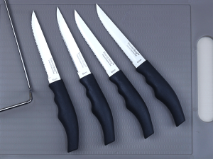 Steak Knife Set - Lipp UK