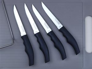 Steak Knife Set - Lipp UK