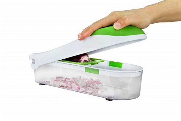 Fruit and Vegetable Slicer and Dicer